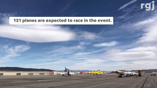 Some info on this years Air Races.