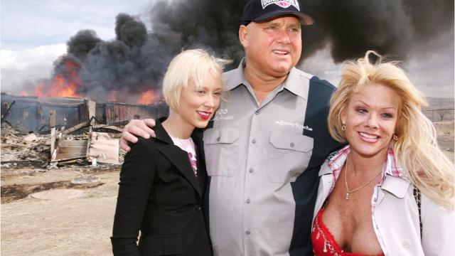 Dennis Hof, the bombastic legal pimp who made waves for clinching the GOP nomination for a Nevada legislative seat this year, has died. He was 72.