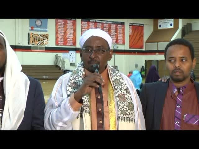 New for Somali speakers: Celebrating the end of Ramadan