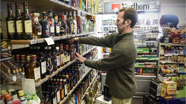 Liquor Businesses Adapt To Sunday Hours