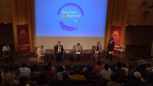 News for Somali speakers: Autism awareness in the Somali community
