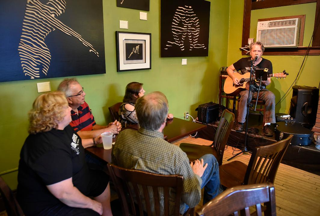 Downtown St. Cloud will be alive with music this weekend for the Common Roots Festival. More than 200 musicians at 11 venues.