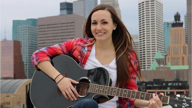 Karina Kern is a graduate of SCSU with a passion for making music. Her self-titled EP dropped in August, and it combines the signature twang of country music with indie influences. Here's Karina's take on her musical style, in her own words.
