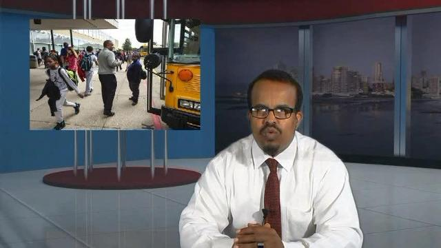 News for Somali speakers: Updates on local news for late September