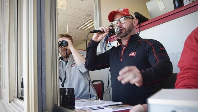 New SCSU announcer has mixed emotions
