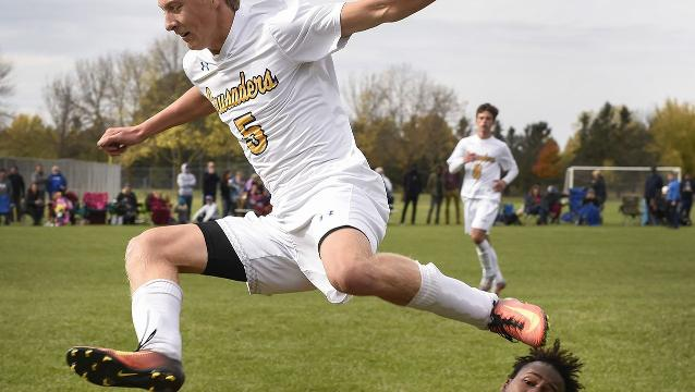 Boys soccer: Cathedral moves to semifinals