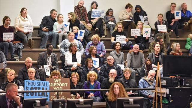 City Council tackles refugee resettlement motion