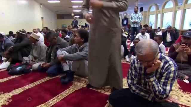 CNN reports that more than 6 in 10 Americans have seldom or never had a conversation with a Muslim, according to a study by the Public Religion Research Institute.