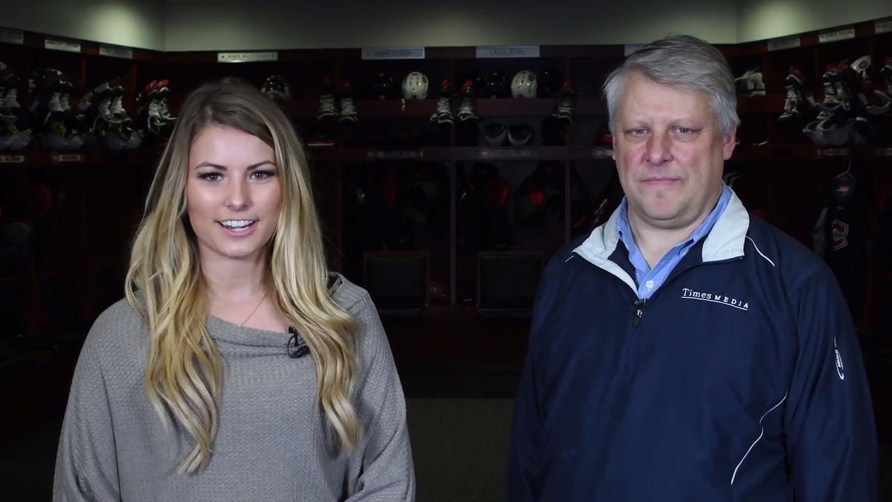 North Dakota comes to town this weekend to take on the Huskies. Kirsten Krull and Mick Hatten break down the series.