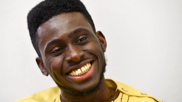 Emmanuel Oppong - 5 Under 40 winner