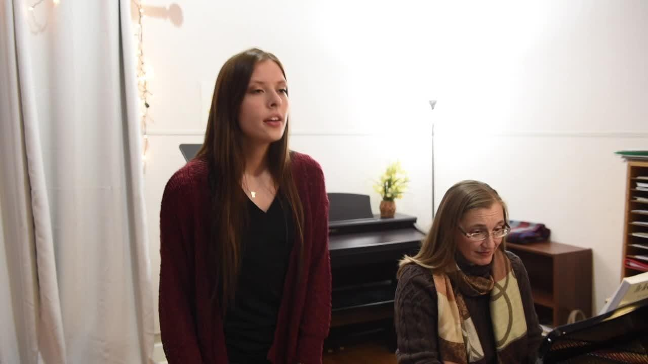 Ashley Gonzalez has been selected to sing at Carnegie Hall in New York.