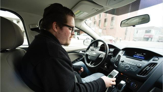 Lyft, a ride-hailing service, finally debuted in Central Minnesota in February 2017.
