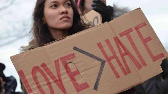 According to a new federal report released Thursday, the majority of hate crimes experienced by U.S. residents over a 12-year period were not reported to police.