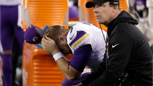 For Vikings fans, all the feels