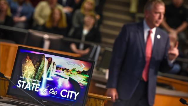 State of the City address highlights successes, some new ideas