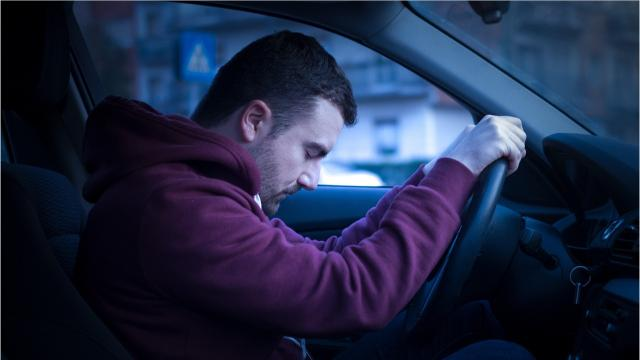 Drowsiness while driving slows reaction time and affects a driver's ability to make good decisions. The National Highway Traffic Safety Administration estimates up to 6,000 fatal crashes each year are caused by drowsy drivers.