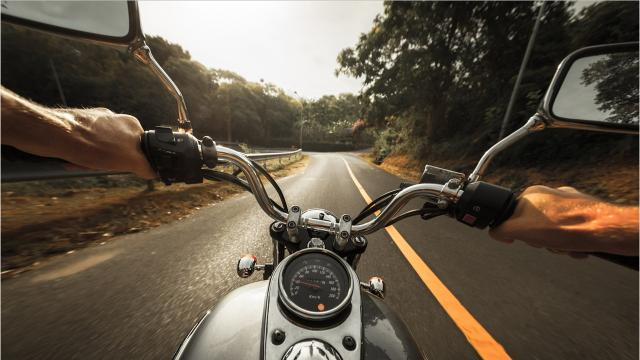 Motorcycles are less stable and less visible than cars. Their riders lack the protection of an enclosed vehicle, so they're more likely to be injured or killed in a crash. The federal government estimates that per mile traveled in 2015, the number of deaths on motorcycles was nearly 29 times the number of deaths in cars.
