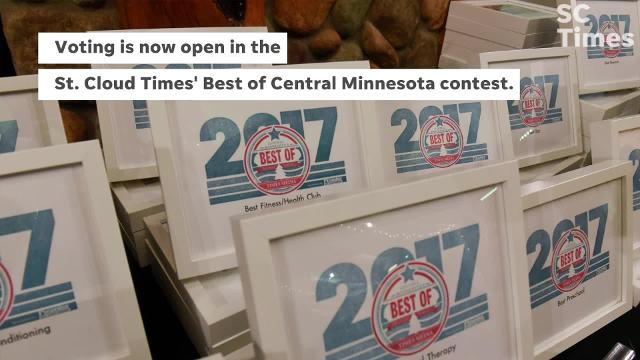 Voting is now open in the St. Cloud Times' Best of Central Minnesota contest. Visit www.bestofcentralmn.comto vote for your favorites!