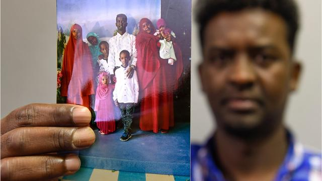 Abdikarim Omar has lived and worked in Central Minnesota for more than 10 years. In 2012, he became a U.S. citizen. He's been trying to bring his wife and five kids to the U.S. since 2016. Now, the travel ban upheld by the U.S. Supreme Court in June is prolonging their separation.
