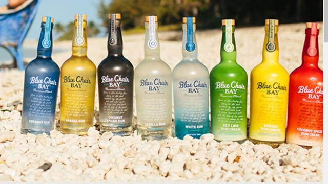 Some quick drink ideas with Blue Chair Bay Rum. (Julio Diaz/jdiaz@pnj.com)