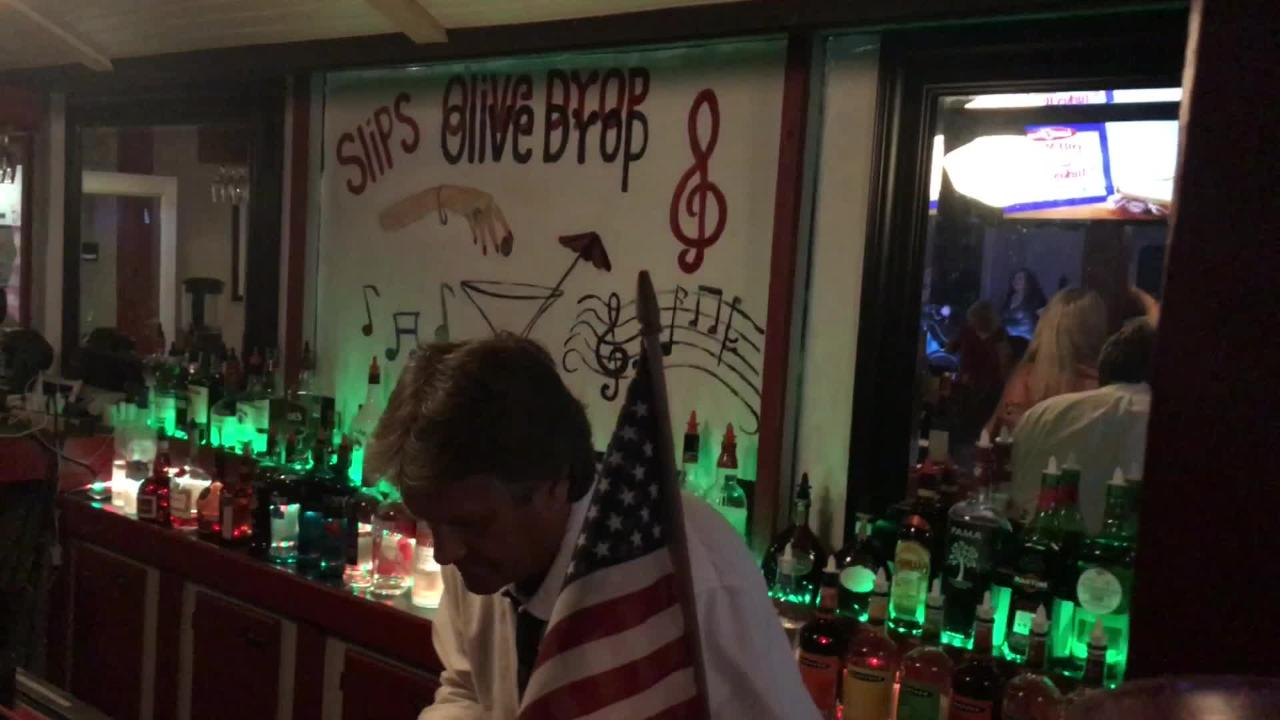Slip's has been a favorite spot for fried seafood and chicken for decades. Now, Slip's also has a martini far that is becoming a hot spot for live music and entertainment.