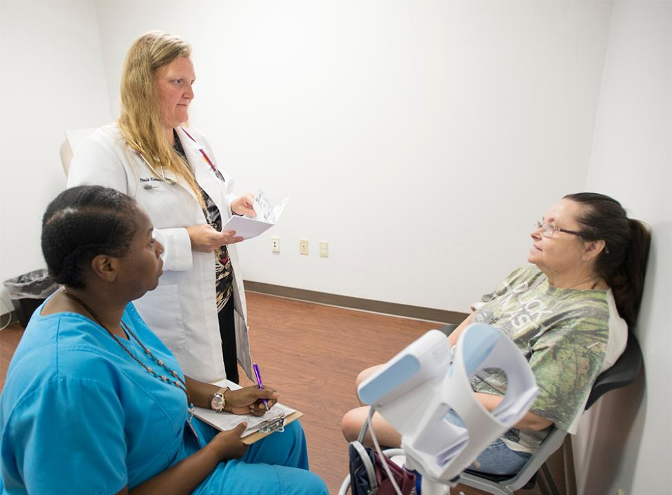 Escambia Community Clinics have just opened a new location in Century, Florida.  Now area residents can get primary care locally without having to travel as far as Pensacola and Mobile.