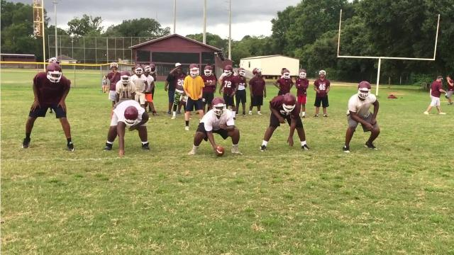 The Pensacola High Tigers don't like to talk about last season's 1-9 record. They're focused on surprising the area's competition with a bounceback 2017 season.