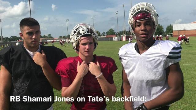 Casual Chats: Tate football