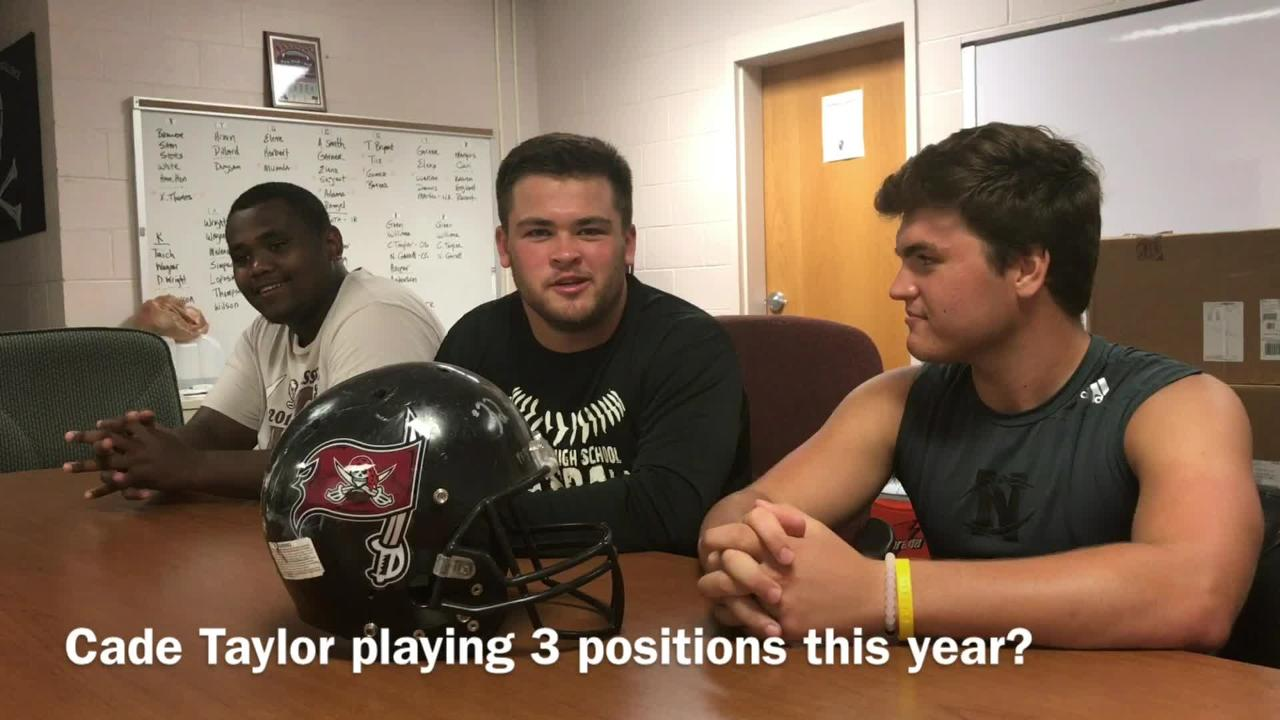Casual Chats: Navarre Football