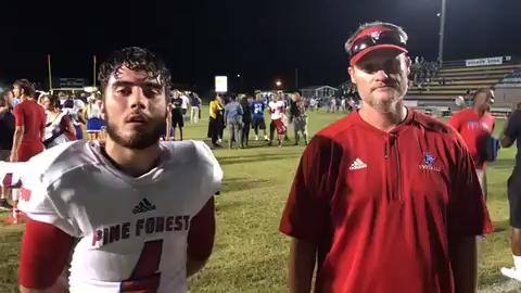 VIDEO: Pine Forest tops Gulf Breeze in instant classic