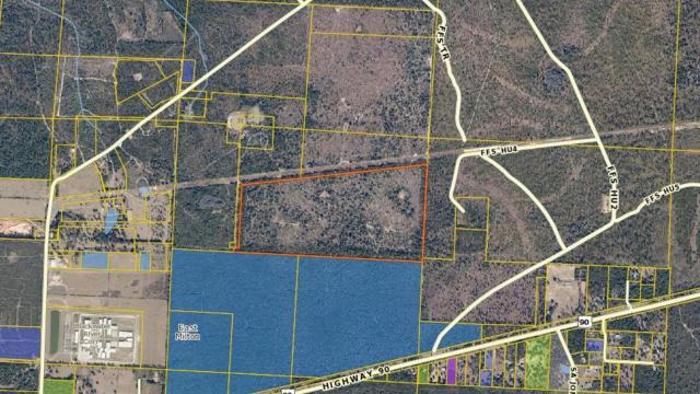Blue Water Holdings wants to build a demolition facility.