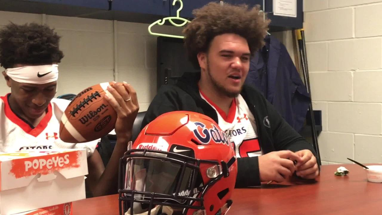The Smith Way: Escambia trio helps lead offense