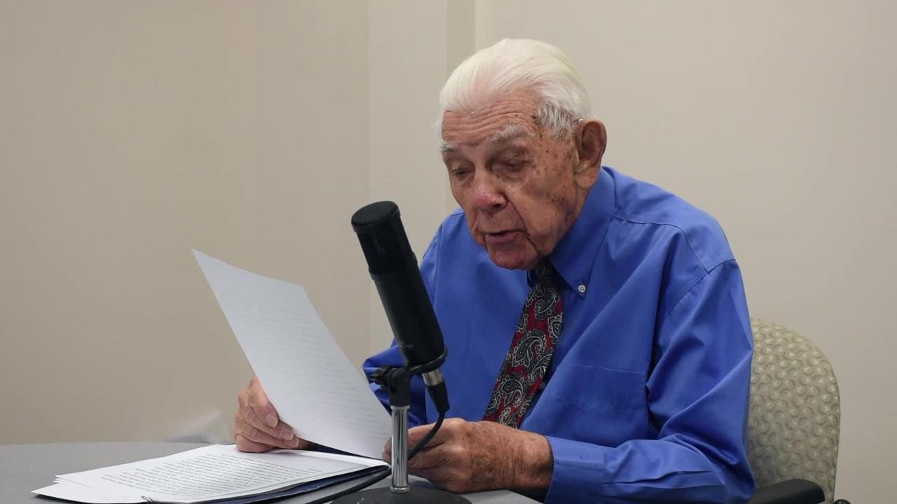 Today in Pensacola History is an ongoing video series featuring Pensacola historian John Appleyard as he reads through a mock news reported based on real events.