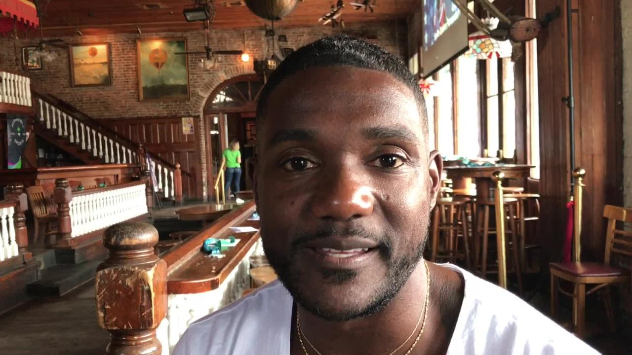 Justin Gatlin provided insight on his world track championship