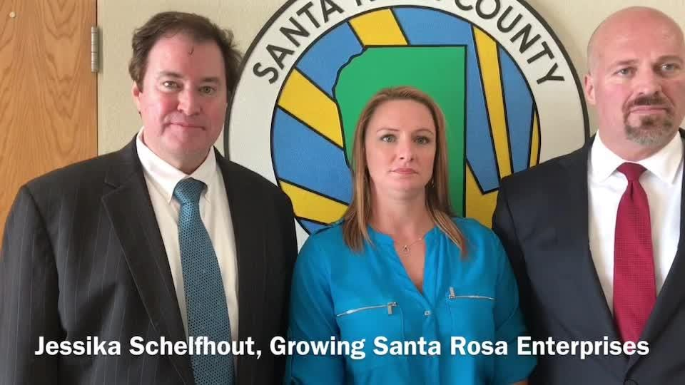 Growing Santa Rosa Enterprises, a five-person Navarre operation, won the right to negotiate with Santa Rosa County to operate the Navarre Beach Fishing Pier.