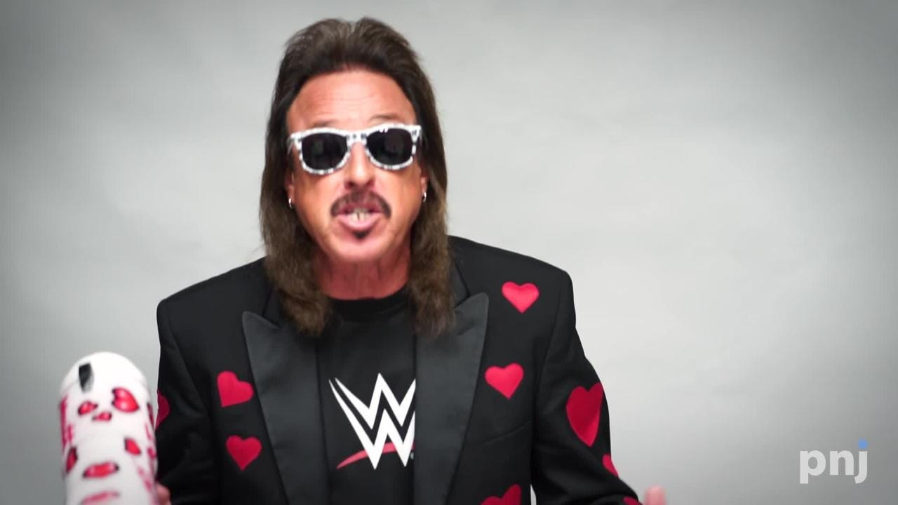 Jimmy Hart lays out the details on WrestleMania 34. Tickets go on sale at 9 a.m. Friday, Nov. 17, 2017.