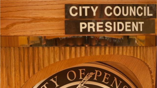 See who's been nominated for Pensacola City Council president