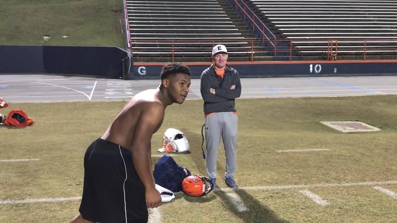 """Lockdown in the Swamp"": Escambia's defense has the city buzzing"