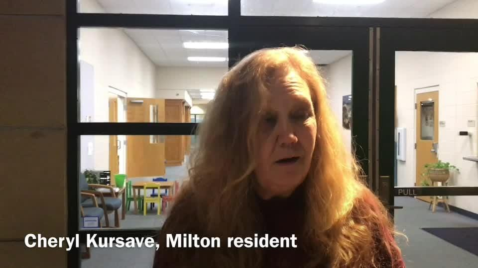 Milton resident Cheryl Kursave defends her right to rent out rooms in her Robin Avenue home