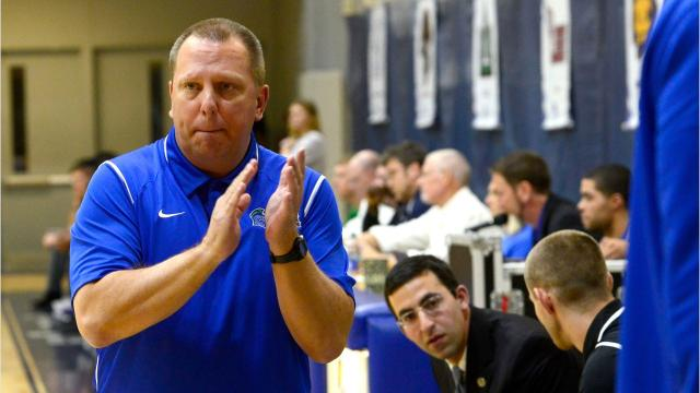 UWF basketball is ranked No. 19 in the most recent Division II national rankings, a program best for the Argos.