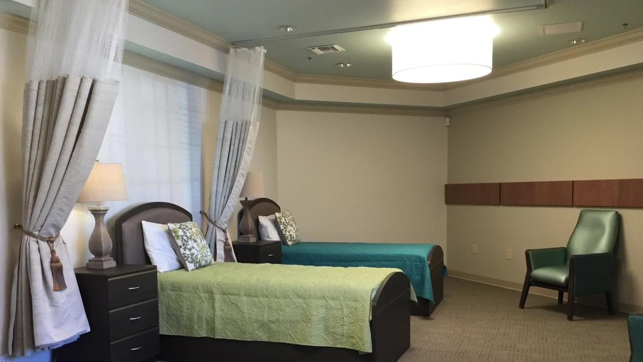 The Residence, Covenant Memory Care Center at 10075 Hillview features 22 rooms and is accepting applications.