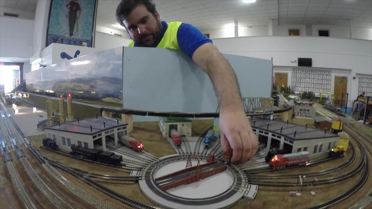 Pensacola RailFest brings together model railroaders for one big show Saturday and Sunday.