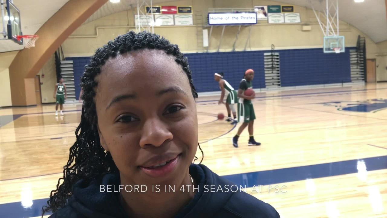 PSC women's basketball is 16-0 and ranked 10th under Penny Jones Belford