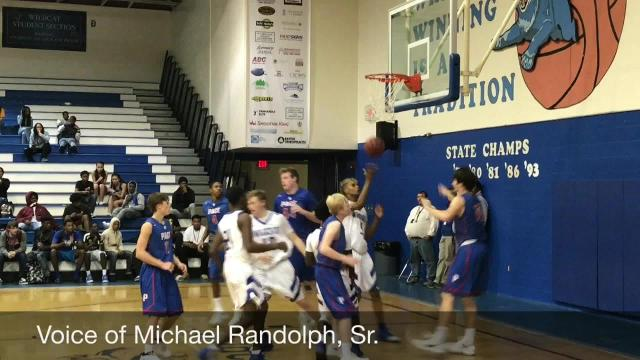Product of his environment: Michael Randolph, Jr.