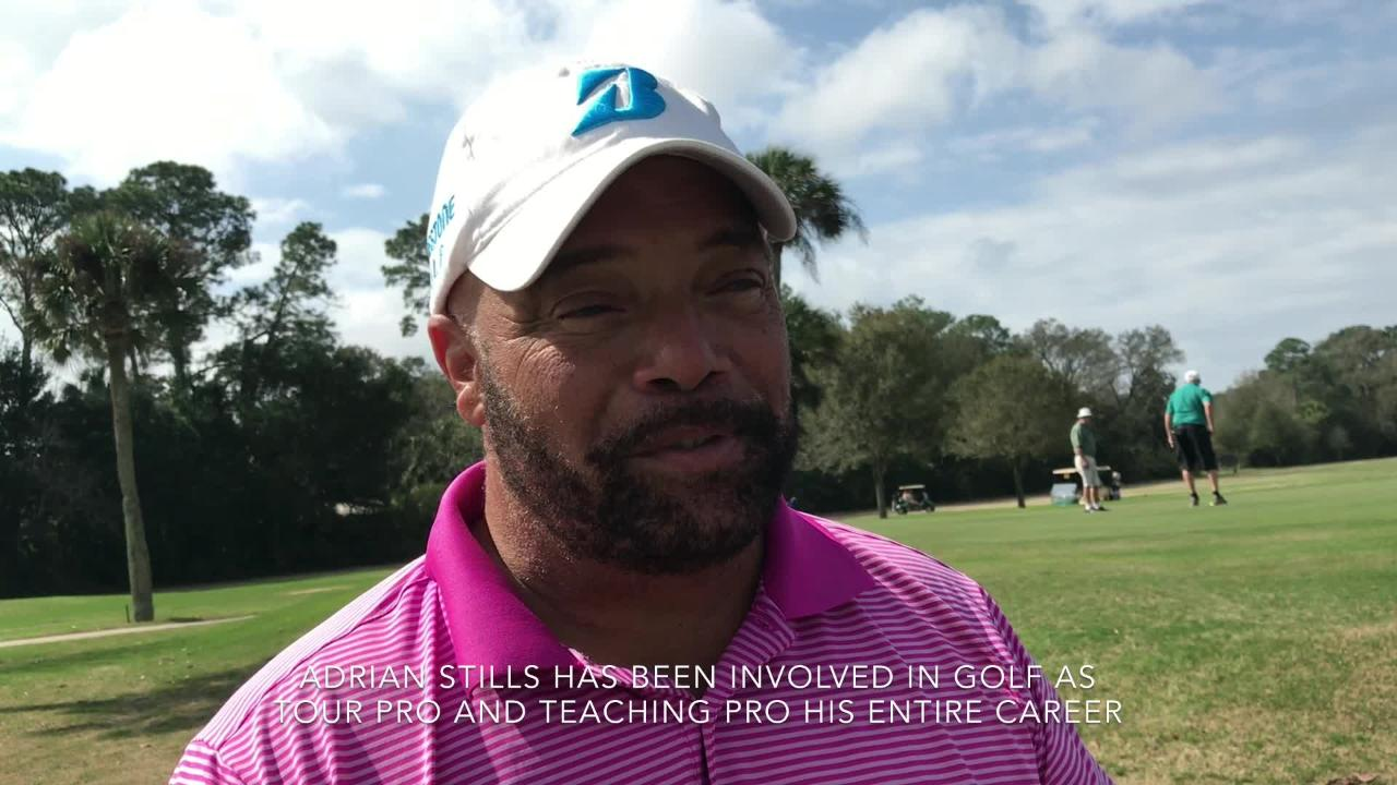 Since learning how to play golf, Pensacola natives Adrian Stills and Billy Brent have been devoted in growing golf's future