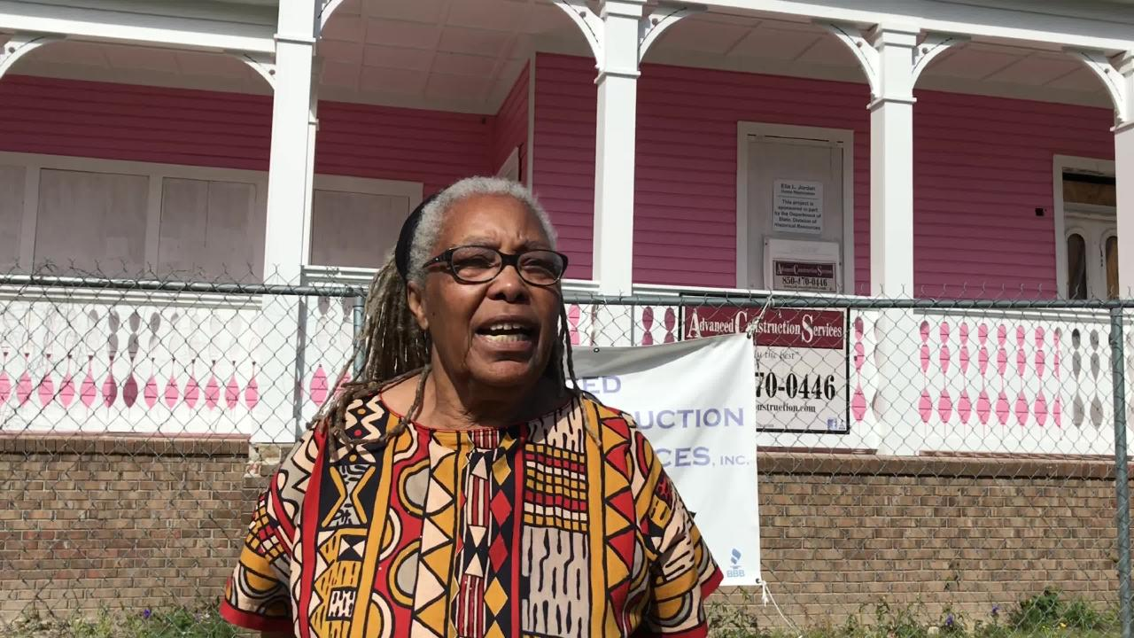 Fundraiser for historic Ella Jordan home