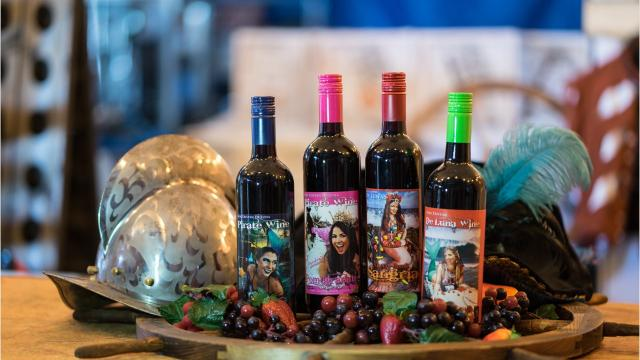 A winery and large event space is coming to downtown Pensacola on April 21.
