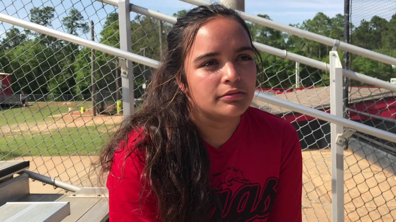 West Florida softball and pitcher Jeya Prasad won't let up now just because they have clinched the top seed in the District 1-6A tournament.