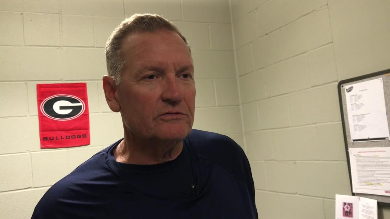 Manager Jody Davis discusses Blue Wahoos 3-2 loss Friday against Chattanooga Loolkouts