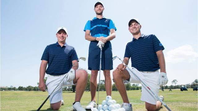 It's been 10 years since UWF's last national championship in men's golf. Few teams have had a better chance than this year's top-ranked squad.